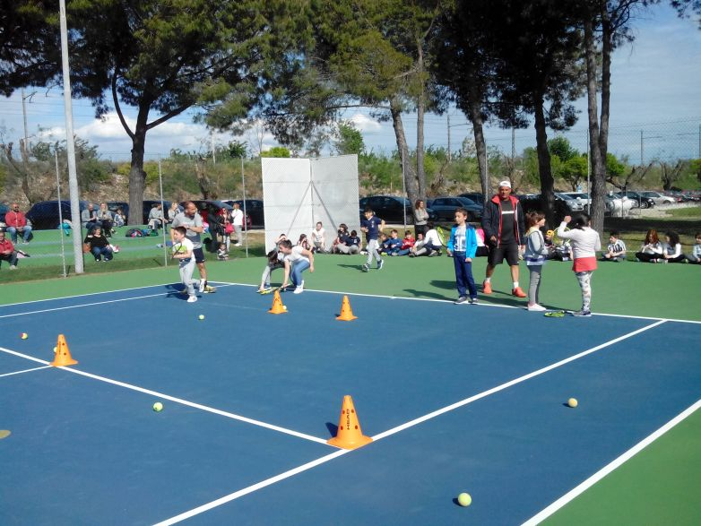 UN WEEK END DI TENNIS