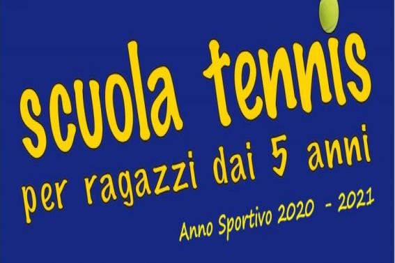 SCUOLA TENNIS 2020 - 2021 ... SI PARTE!